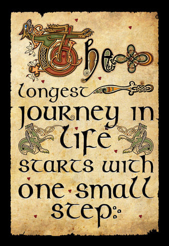 CQMP04 the Longest Journey Mini Print