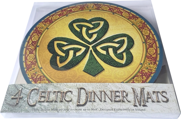 CPM15 - 4 Pack of Dinner Mat