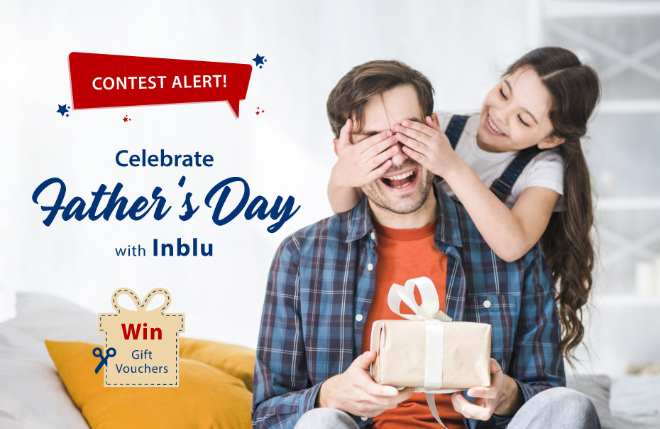 Celebrate Father's Day with Inblu
