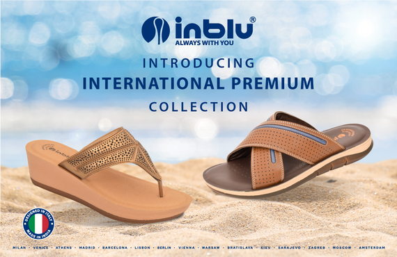 Fashion Irresistible with INBLU International Premium Collection