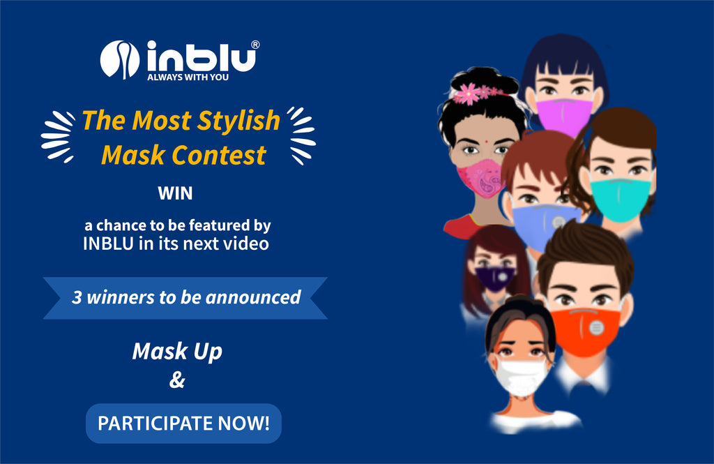 The Most Stylish Mask Contest