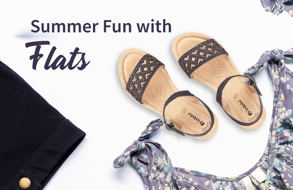 Summer Fun with Flats
