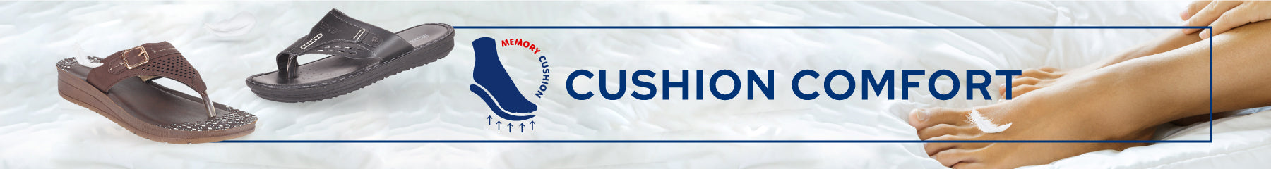 Cushion Comfort Collection