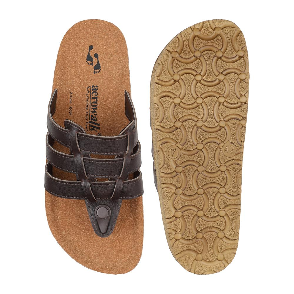 Aerowalk Men Slipper - #KC21