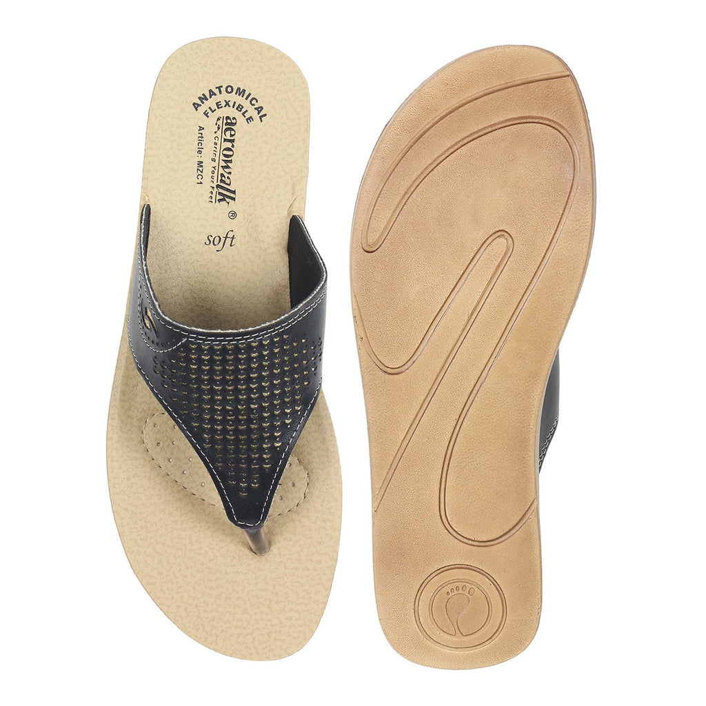 Aerowalk Women Slipper - #MZC1