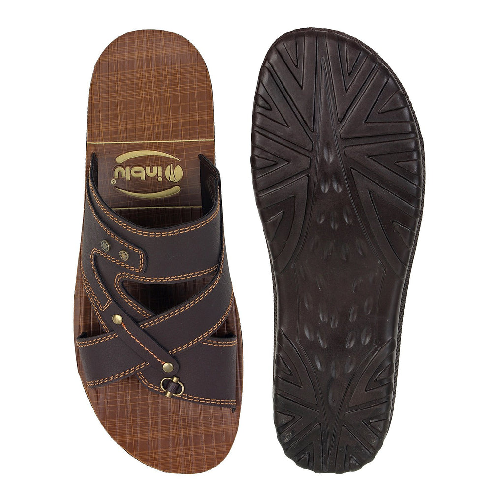 Inblu Men Slipper - #RG55