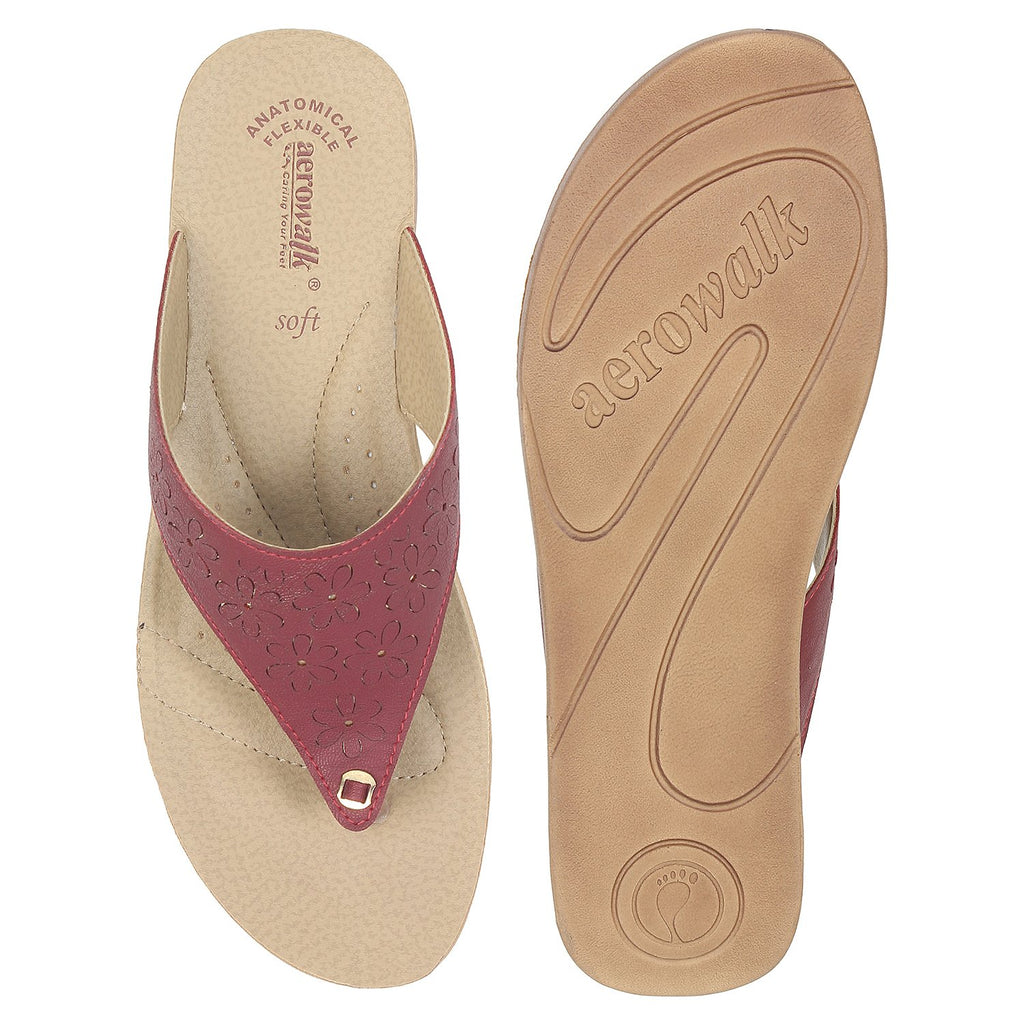 Aerowalk Women Slipper - #MZ45