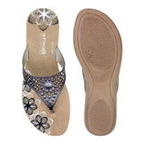 Aerowalk Women Slipper - #NBA6