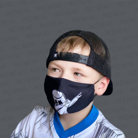 2-LAYERED FACE MASK DAB XXS - MULTI-PURPOSE MASK