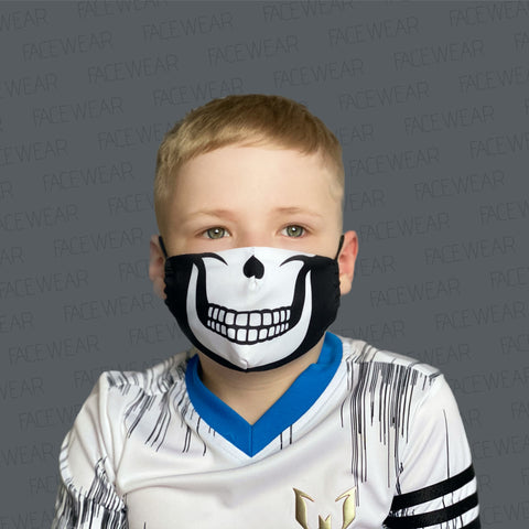 FACE MASK Skull XXS - MULTI-PURPOSE MASK