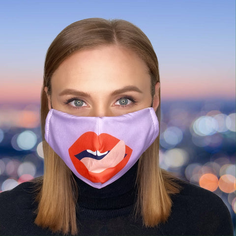 FACE MASK Lips - FACE MASK