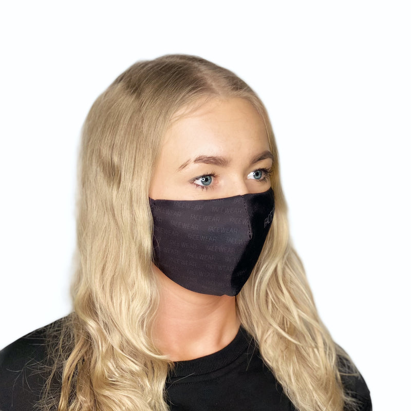 FACE MASK Facewear Style Black - FACEWEAR