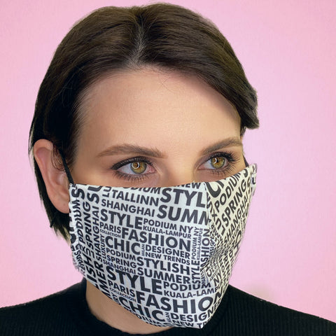 FACE MASK Fashional - FACEWEAR