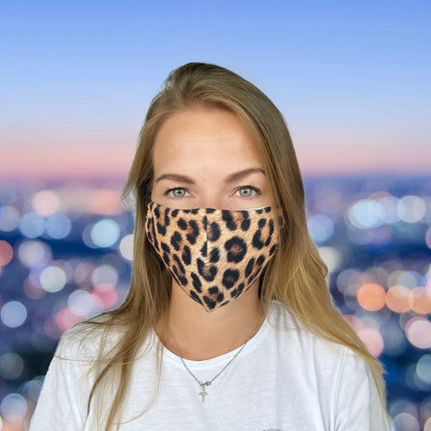 FACE MASK Leopard - FACE MASK