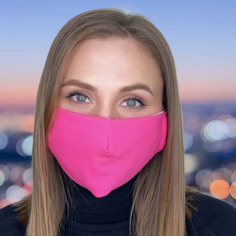 FACE MASK Barbie Pink - FACEWEAR
