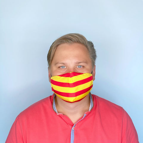 FACE MASK Catalunya-MULTI-PURPOSE MASK