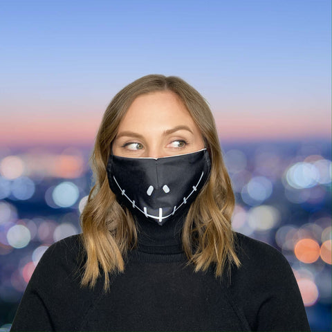 FACE MASK Closed Mouth - FACEWEAR