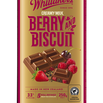 Whittakers Kingsize Chocolate Block