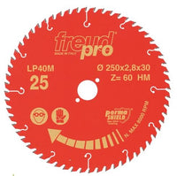 Thin Kerf Fine Cross Cut Sawblades - tungstenandtool
