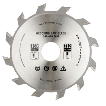 Industrial Grooving Blades - tungstenandtool