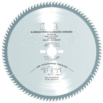 Thin Kerf Fine Cut Sawblades for Aluminium - tungstenandtool