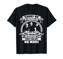 Ladda upp bild till gallerivisning, Supernatural Gift Carry-On-My-Wayward-Son T-Shirt