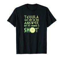 Ladda upp bild till gallerivisning, Tequila Shirt For Men Women Shot Party Cinco De Mayo Gift