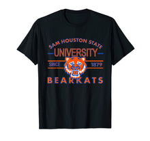 Ladda upp bild till gallerivisning, Sam Houston State 1879 University Apparel - T Shirt