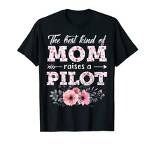 Ladda upp bild till gallerivisning, Funny shirts V-neck Tank top Hoodie sweatshirt usa uk au ca gifts for The Best Kind Of Mom Raises A Pilot Flower Gift T-Shirt 1330836
