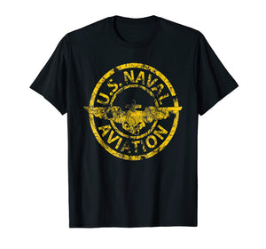 U.S. Navy Original Naval Aviation Vintage Gift T-Shirt