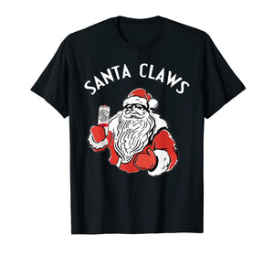 santa-claws christmas  T-Shirt