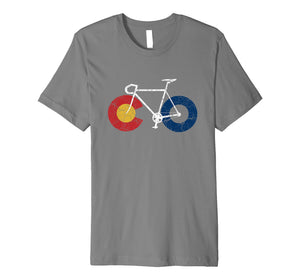 Funny shirts V-neck Tank top Hoodie sweatshirt usa uk au ca gifts for RIDE COLORADO Cycling Tshirt - Cycle Colorado - Bicycle 1549029