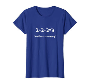 Students and Maths - Meme | Funny math teacher T-Shirt