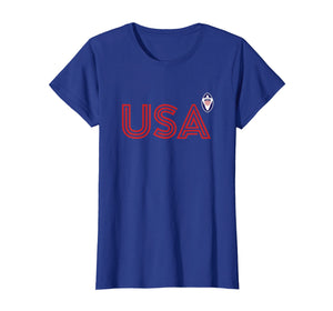 Usa Rugby Players Kristi Kirshe Sport Tee T-Shirt