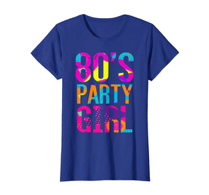 Womens I Love The 80s Shirt Accessories Party Girl Apa