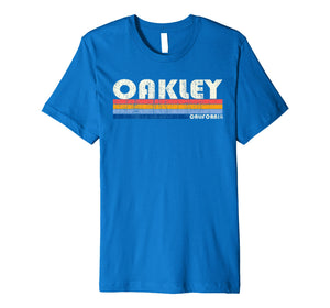 Vintage 70s 80s Style Oakley Ca T-Shirt