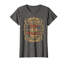 Ladda upp bild till gallerivisning, The Man Myth Legend May 1939 80th Birthday Vintage T-Shirt