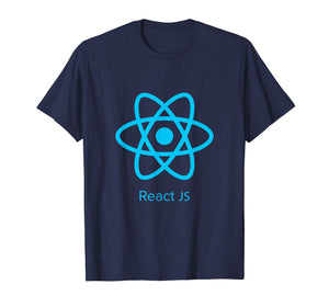 ReactJS shirt for javascript programmers