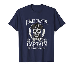 Funny shirts V-neck Tank top Hoodie sweatshirt usa uk au ca gifts for Pirate Captain Grandpa Shirt 2268507