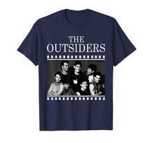 Ladda upp bild till gallerivisning, The Outsiders Vintage Filming 80'S Drama Movie Pony T-Shirt