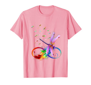 Dragonfly angels from heaven T-Shirt 1831588