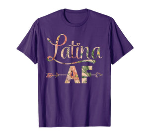 Funny shirts V-neck Tank top Hoodie sweatshirt usa uk au ca gifts for Latina AF Shirt, Latinas Gift for Latino Women T-Shirt 1188566