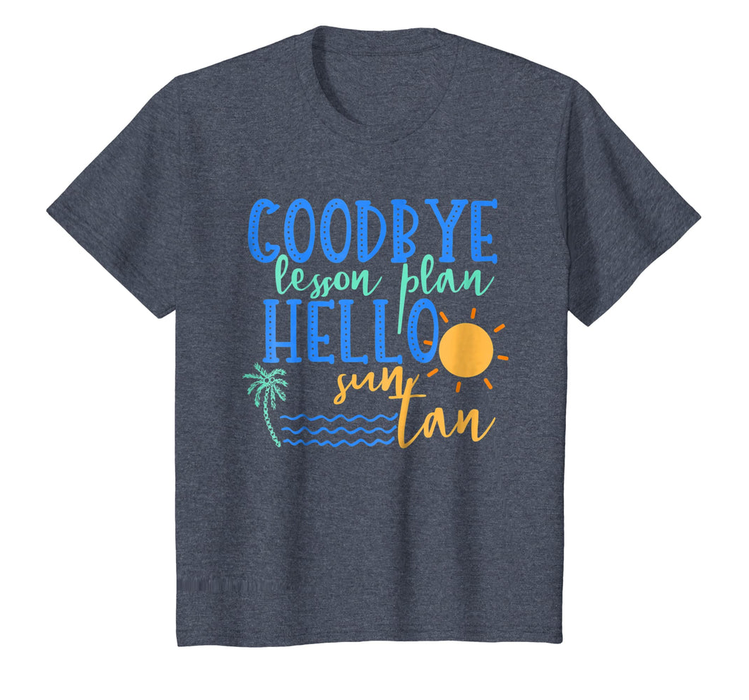 Summer Vacation Teacher Shirt End of School Year