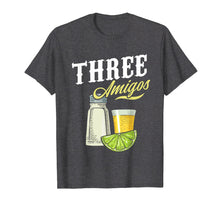 Ladda upp bild till gallerivisning, Funny shirts V-neck Tank top Hoodie sweatshirt usa uk au ca gifts for Three Amigos T Shirt Salt Lime Tequila Cinco De Mayo Party 2085788