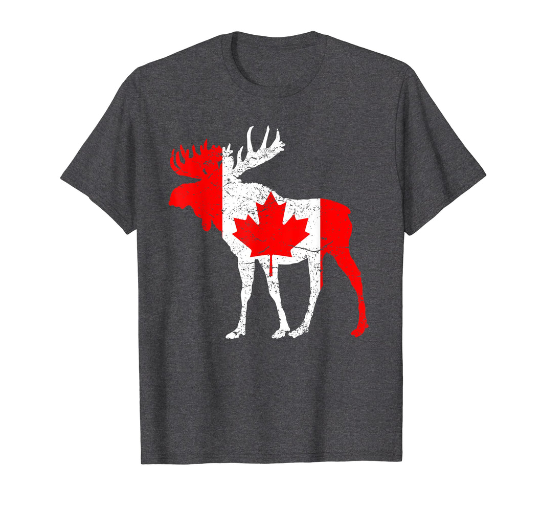 Funny shirts V-neck Tank top Hoodie sweatshirt usa uk au ca gifts for Love Canada Moose Funny T-Shirt Tee Pride Maple Flag Gift 1158880