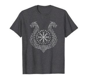 Viking Helm Of Awe T-Shirt