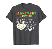 Ladda upp bild till gallerivisning, Administrative Assistant Appreciation Gift Tshirt For Women
