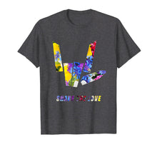 Ladda upp bild till gallerivisning, Share The Love Flowers T-Shirt Gift For Men Women Kids