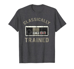Video Game Retro Vintage Distressed T-Shirt