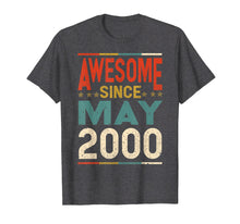 Ladda upp bild till gallerivisning, Awesome Since May 2000 Shirt 2000 19th Birthday Shirt
